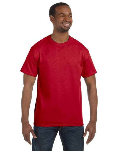 g500 red t-shirt male