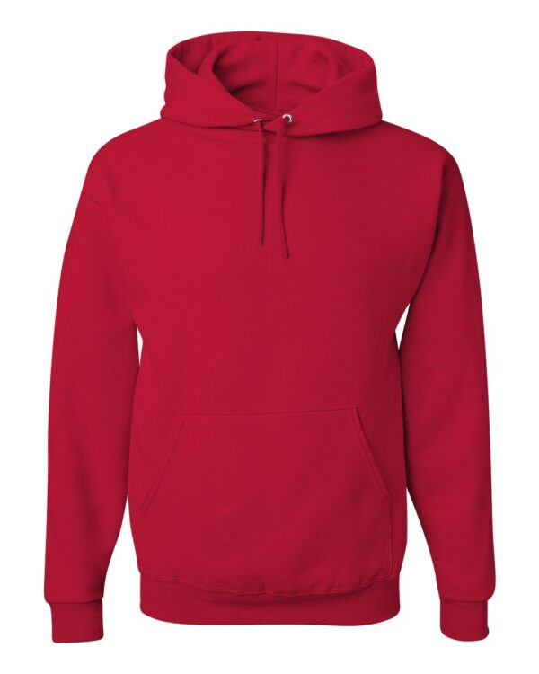 red Unisex Hoodie front
