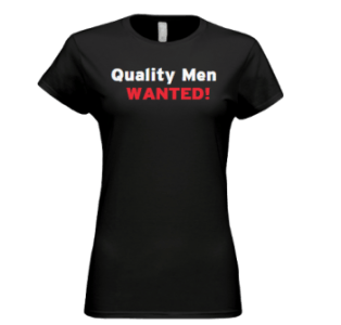 quality men tee shirt for girls