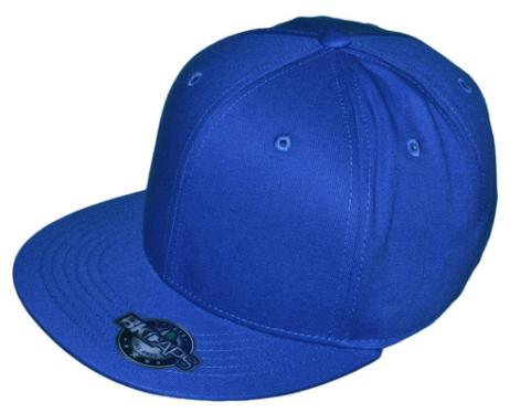 royal blue snapback