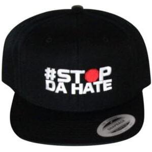 stop da hate classic hat