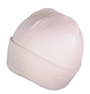white blank beanie