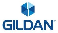 logo for Gildan