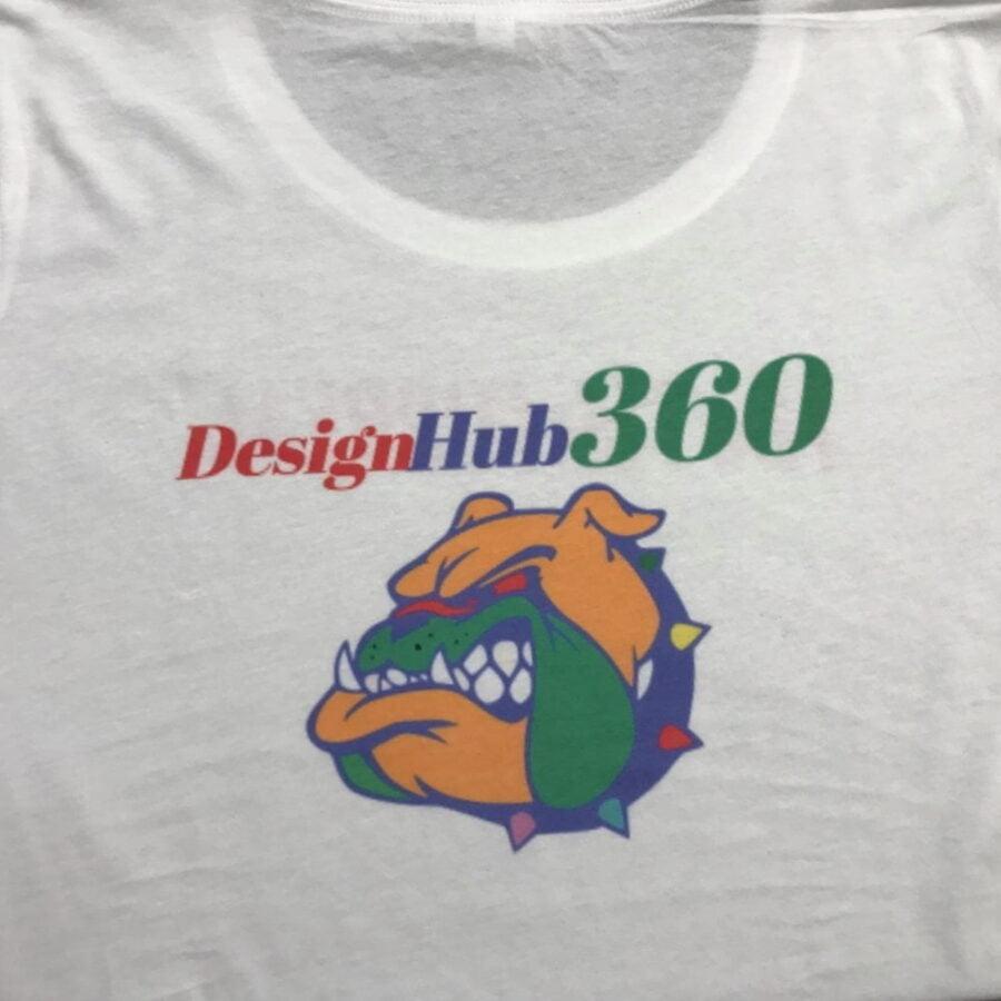 Design Hub 360 Sublimated Tee