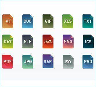 Acceptable Design Formats