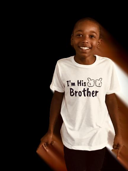 t shirt kids model