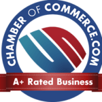 chamber of commerce a rated business